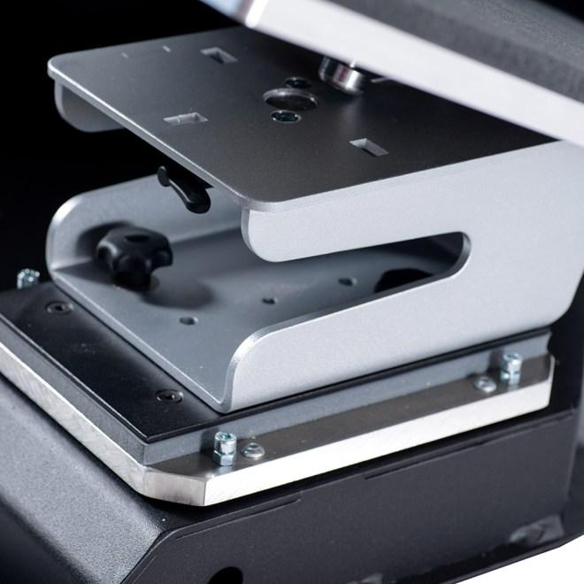 Sefa DUPLEX AIR PRO Heat Press - Threadable Tables