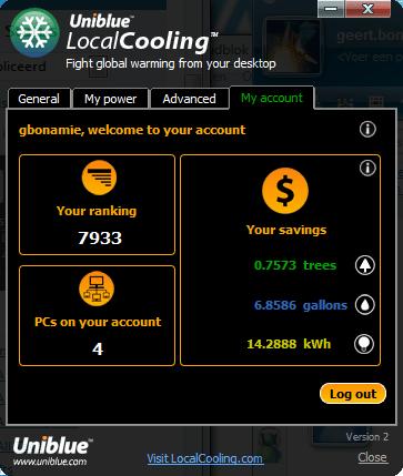 LocalCooling