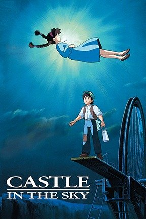 Chateau Dans Le Ciel Streaming : chateau, streaming, Castle, (1986), Rotten, Tomatoes