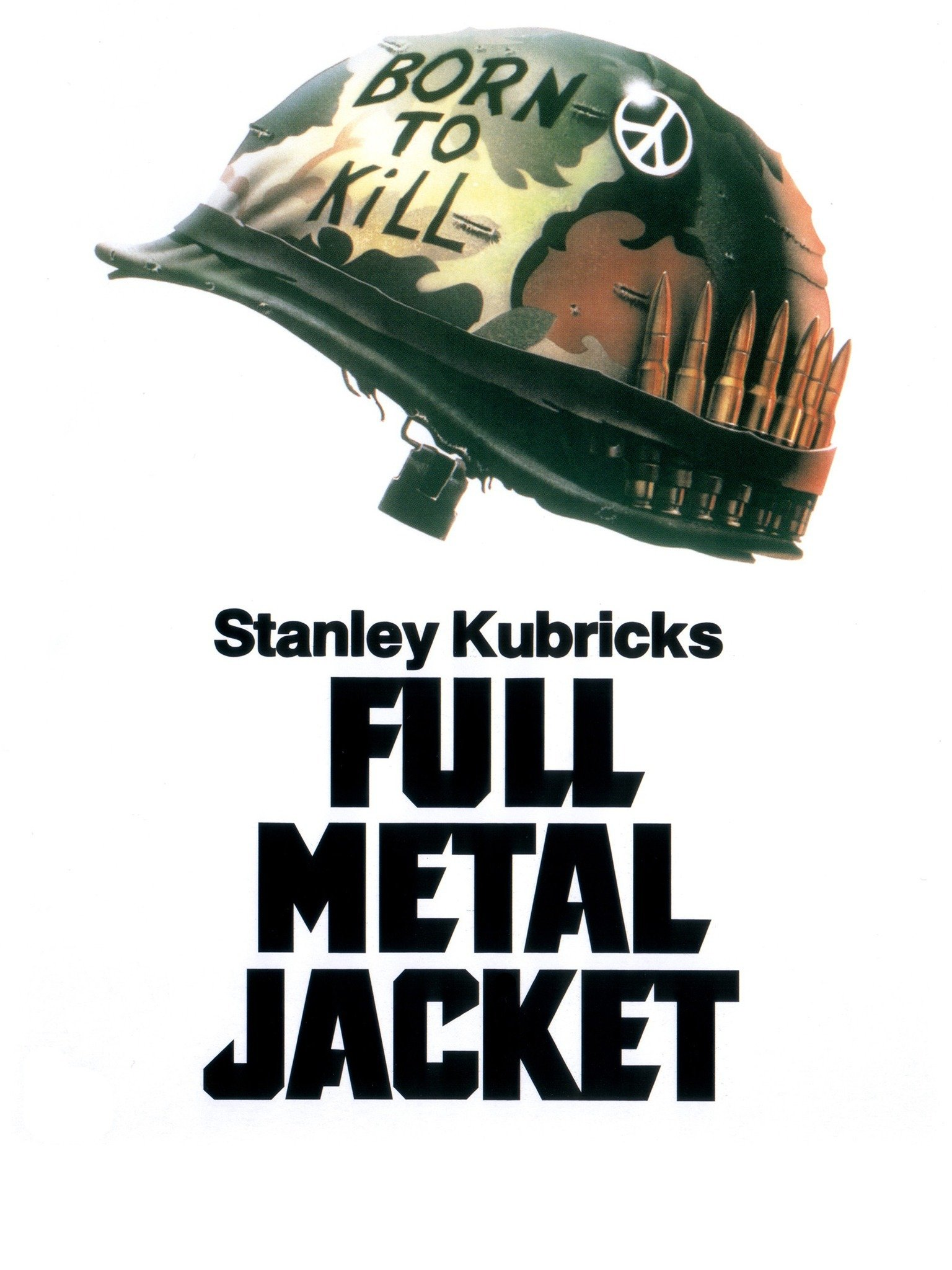 Full Metal Jacket Streaming : metal, jacket, streaming, Metal, Jacket, (1987), Rotten, Tomatoes