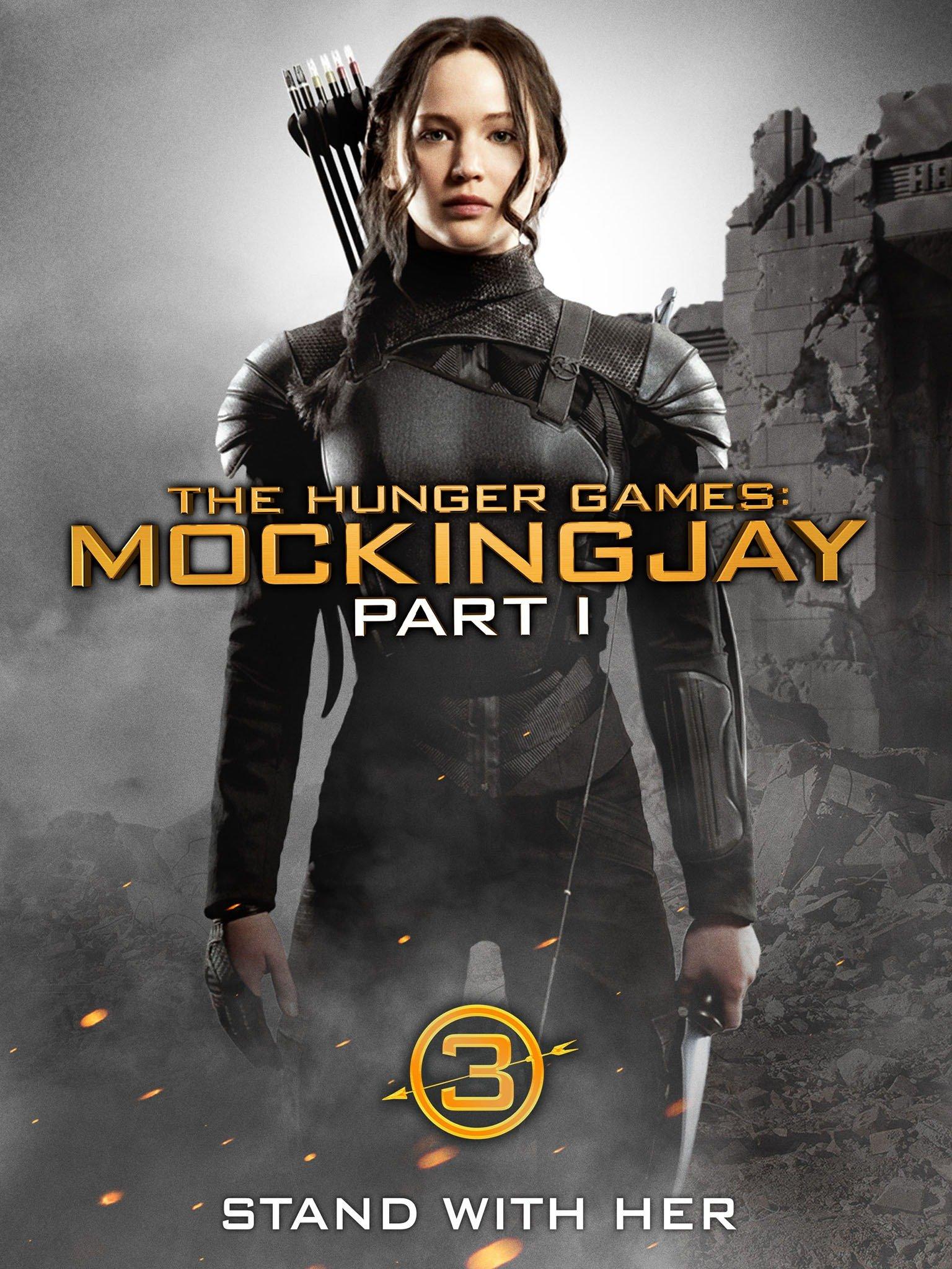 Hunger Games Sub Indo : hunger, games, Hunger, Games:, Mockingjay,, (2014), Rotten, Tomatoes