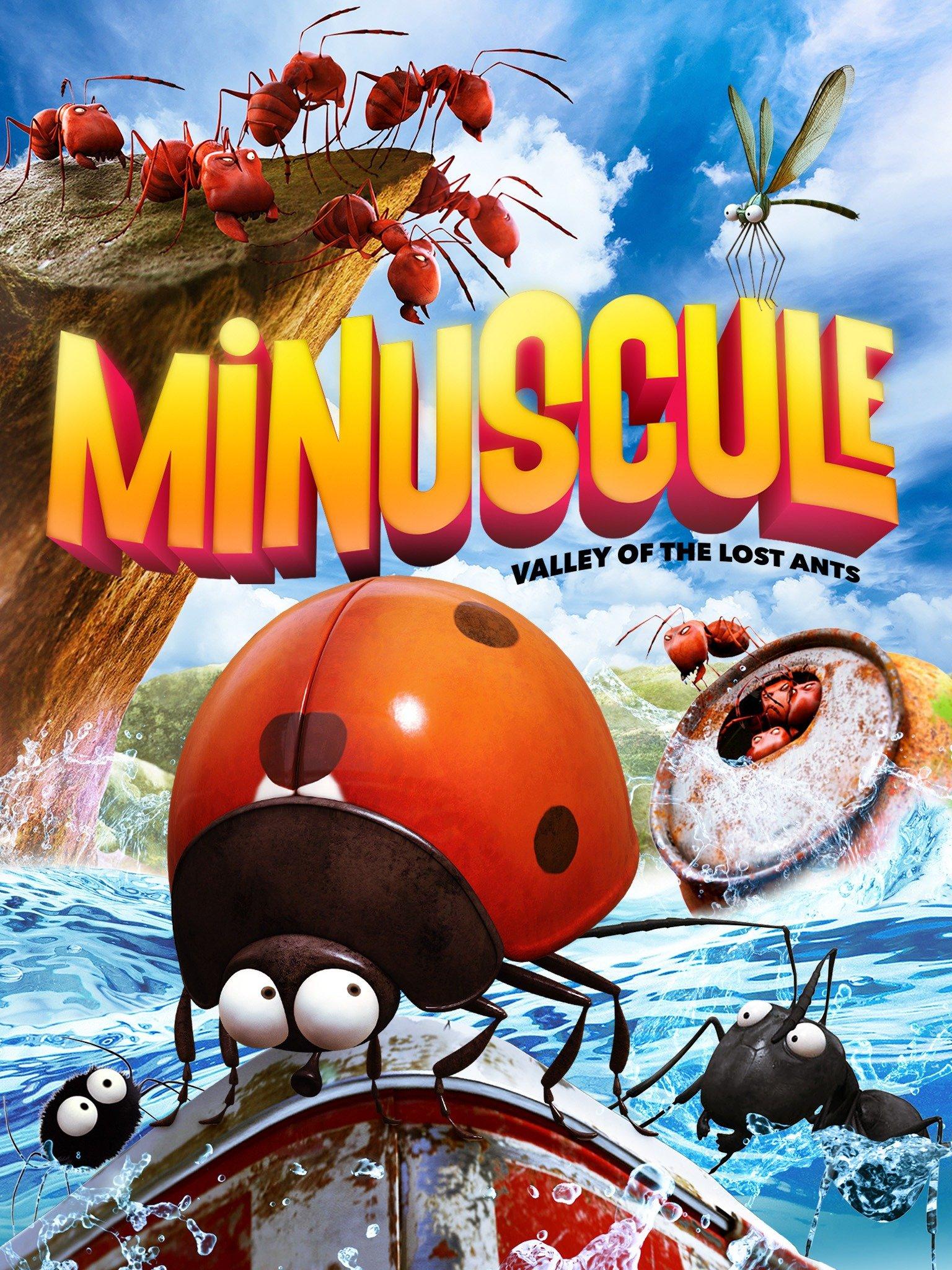 Minuscule La Vallée Des Fourmis Perdues : minuscule, vallée, fourmis, perdues, Minuscule:, Valley, (2013), Rotten, Tomatoes