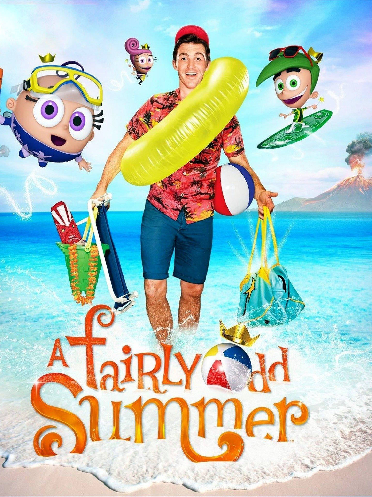 Fairly Odd Summer : fairly, summer, Fairly, Summer, (2014), Rotten, Tomatoes