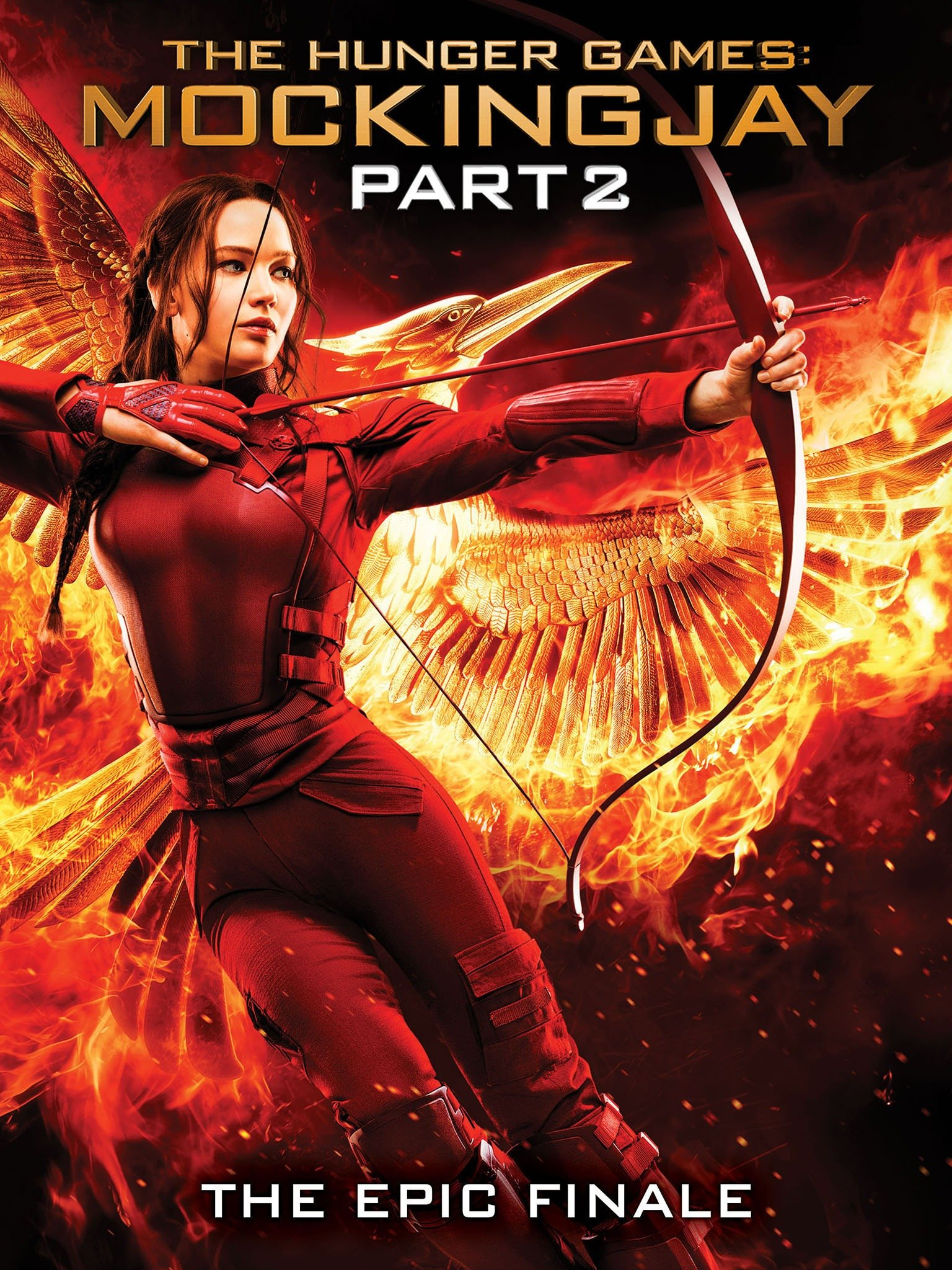 Hunger Games La Revolte Partie 2 Streaming : hunger, games, revolte, partie, streaming, Hunger, Games:, Mockingjay,, (2015), Rotten, Tomatoes