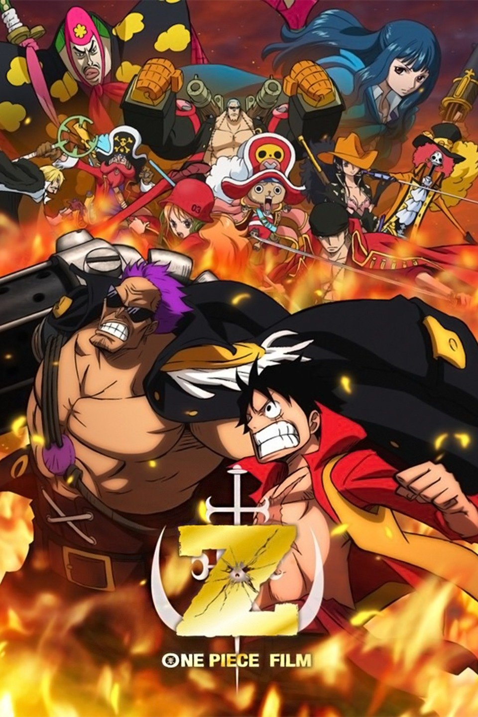 One Piece Film Streaming : piece, streaming, Piece, (2012), Rotten, Tomatoes