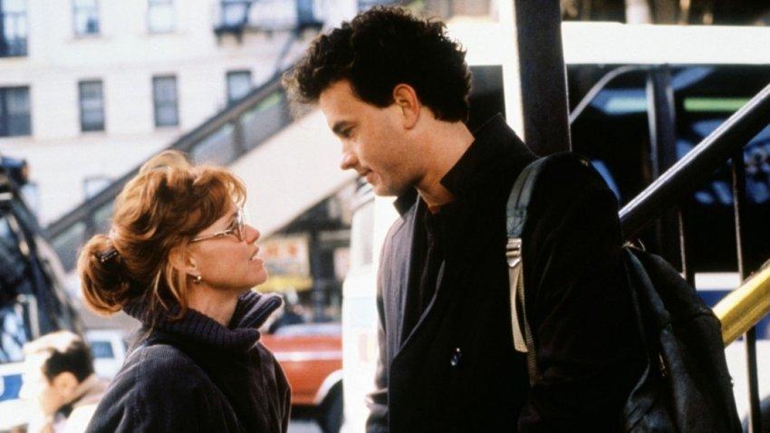 Tom Hanks protagonizó Punchline junto a Sara Field. Es considerado uno de los filmes olvidados de su carrera.