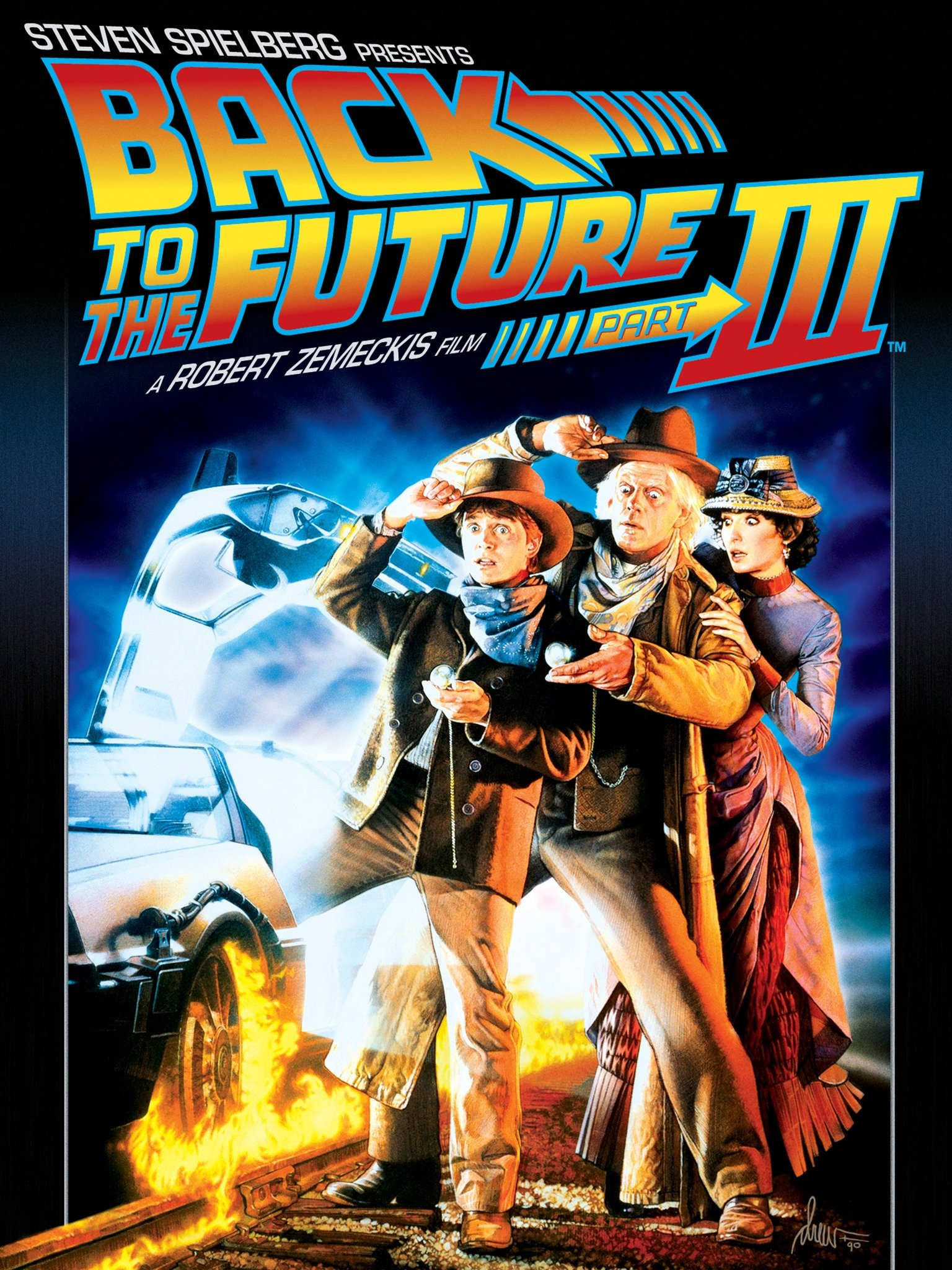Retour Vers Le Futur 2 Streaming Hd : retour, futur, streaming, Future, (1990), Rotten, Tomatoes