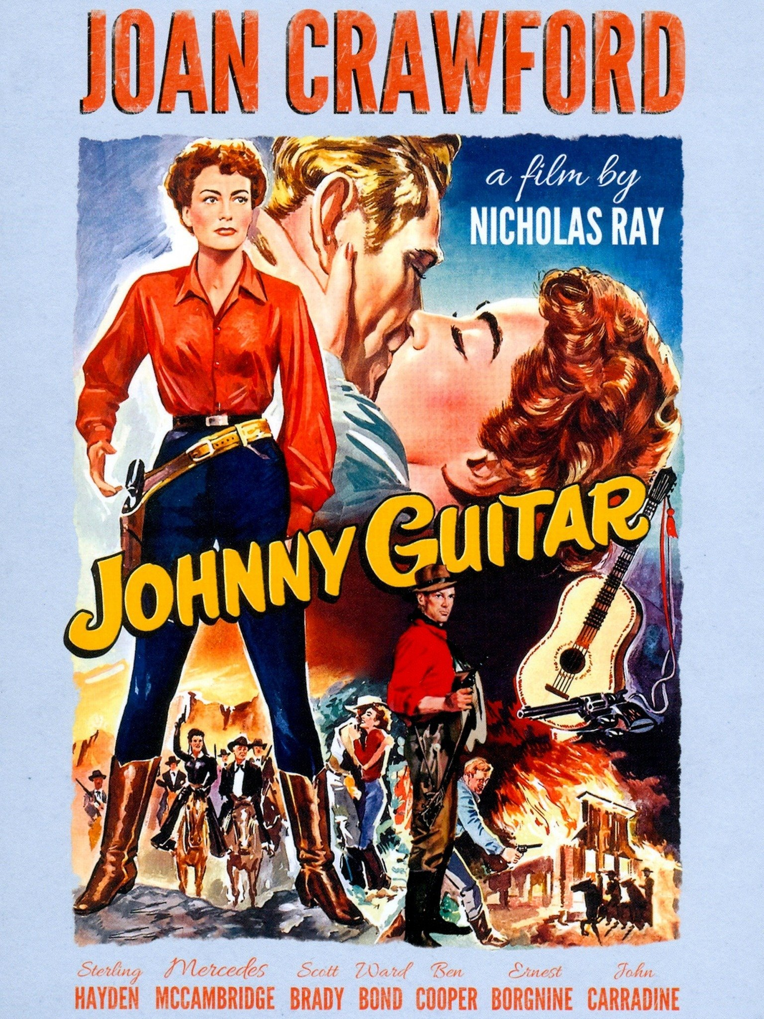 This is our history of sold items related to your search. Johnny Guitar - Movie Reviews