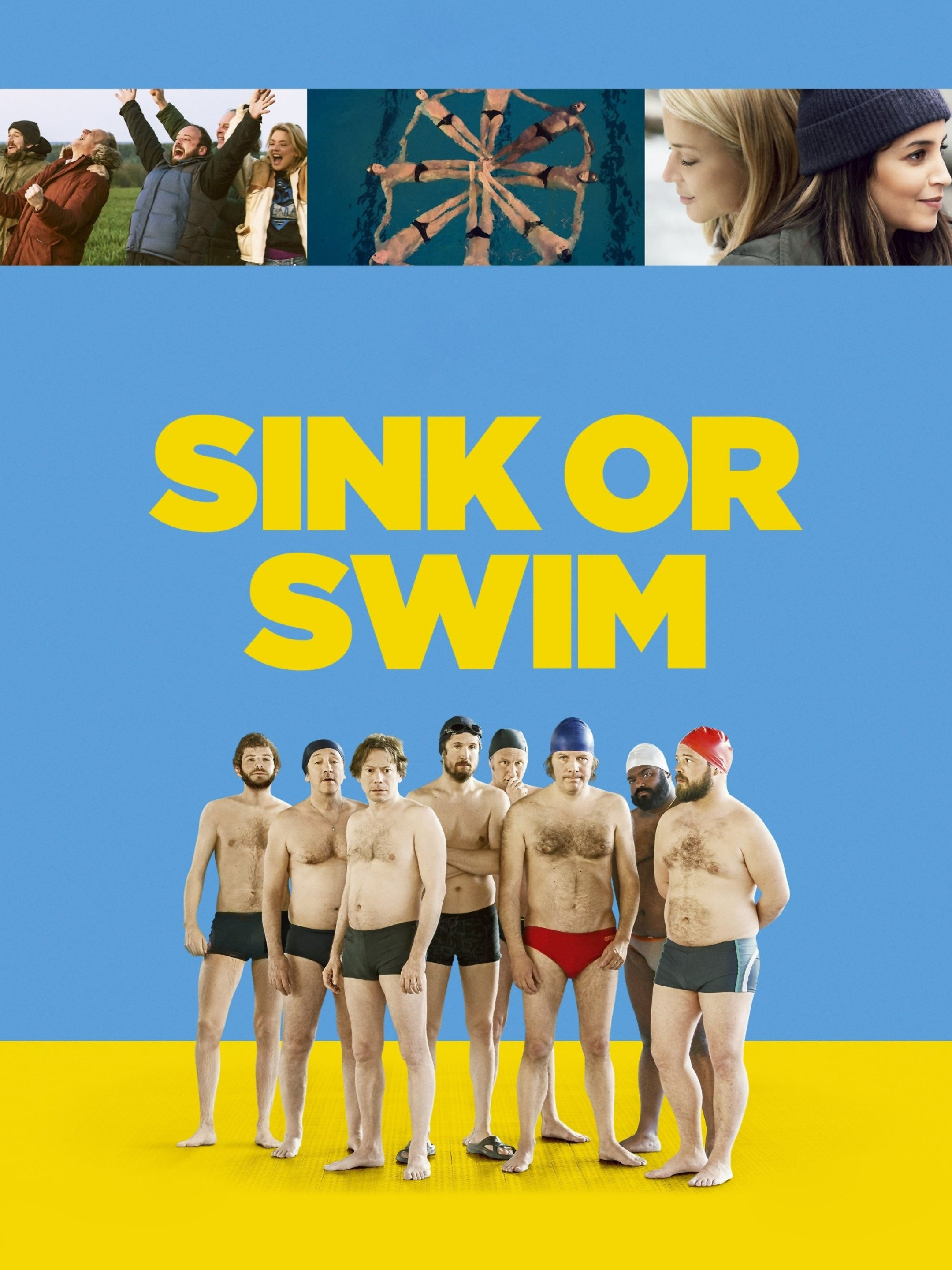 Streaming Le Grand Bain : streaming, grand, (2018), Rotten, Tomatoes