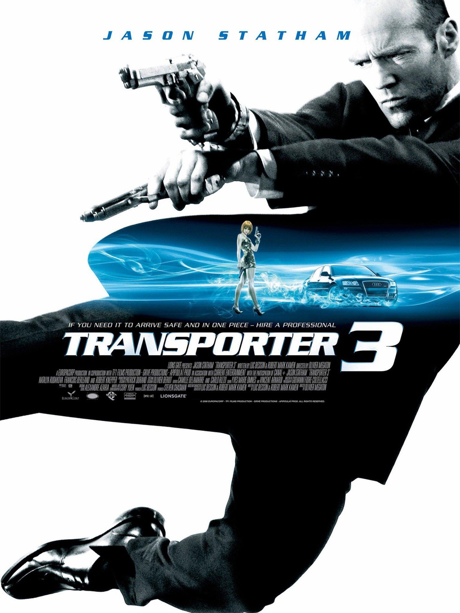 Nonton Film Transporter : nonton, transporter, Transporter, (2008), Rotten, Tomatoes