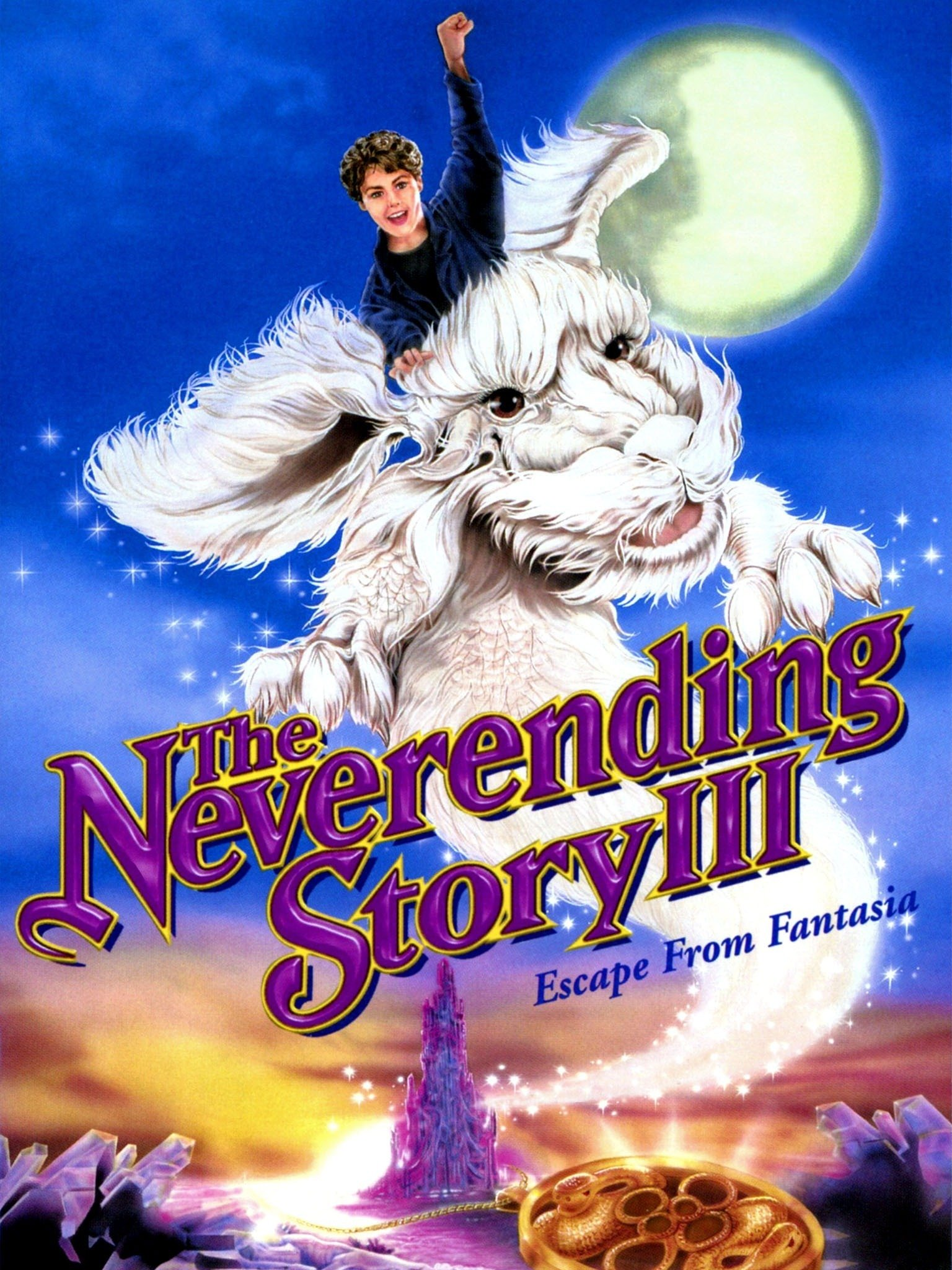 Histoire Sans Fin Streaming : histoire, streaming, Neverending, Story, Escape, Fantasia, (1994), Rotten, Tomatoes