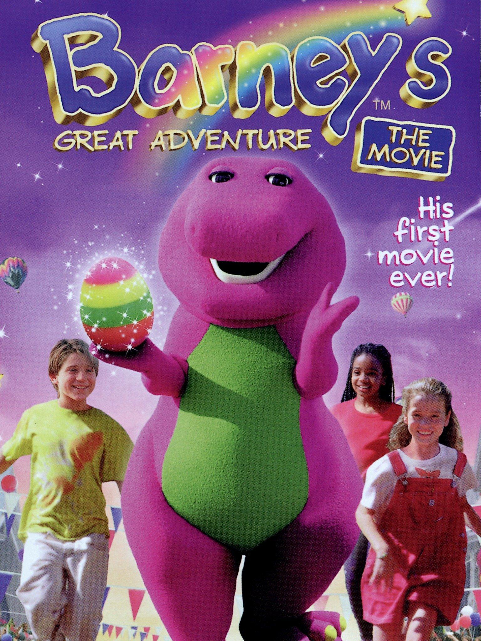 Barney & Friends If The Shoe Fits : barney, friends, Barney's, Great, Adventure, (1998), Rotten, Tomatoes