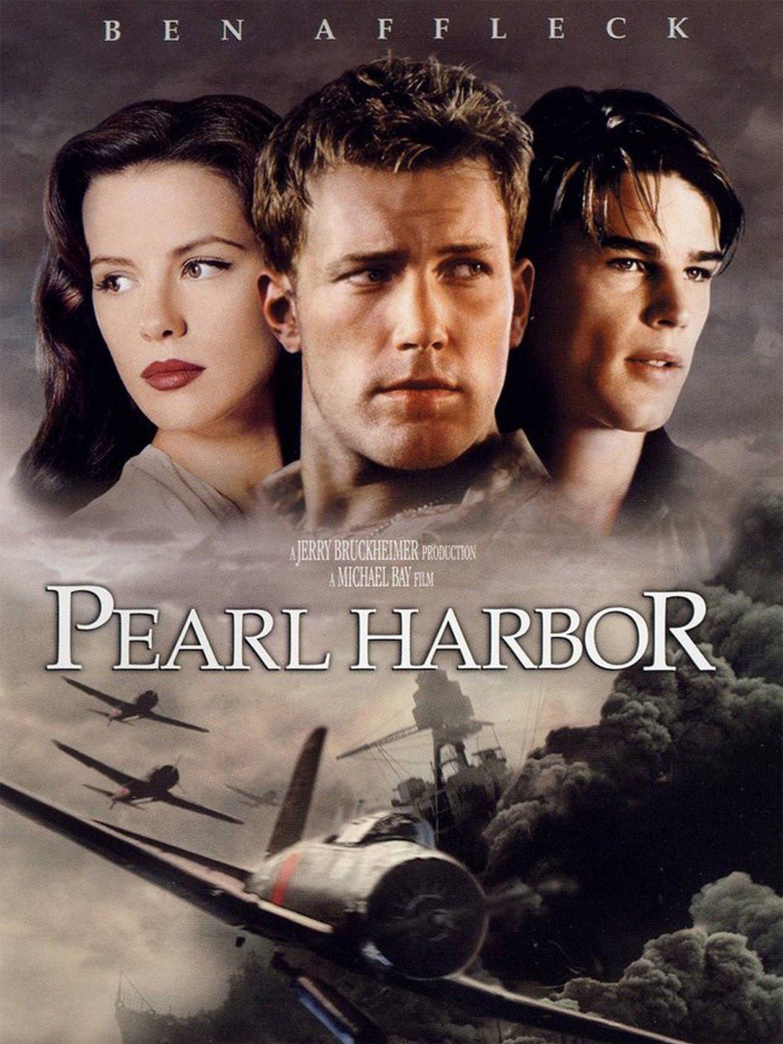 Nonton Film Air Force One : nonton, force, Pearl, Harbor, (2001), Rotten, Tomatoes