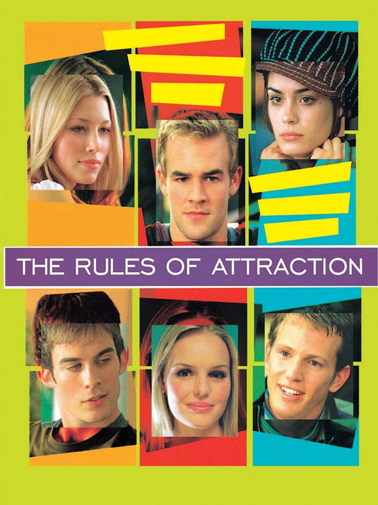 Les Lois De L'attraction Film : l'attraction, Rules, Attraction, (2002), Rotten, Tomatoes