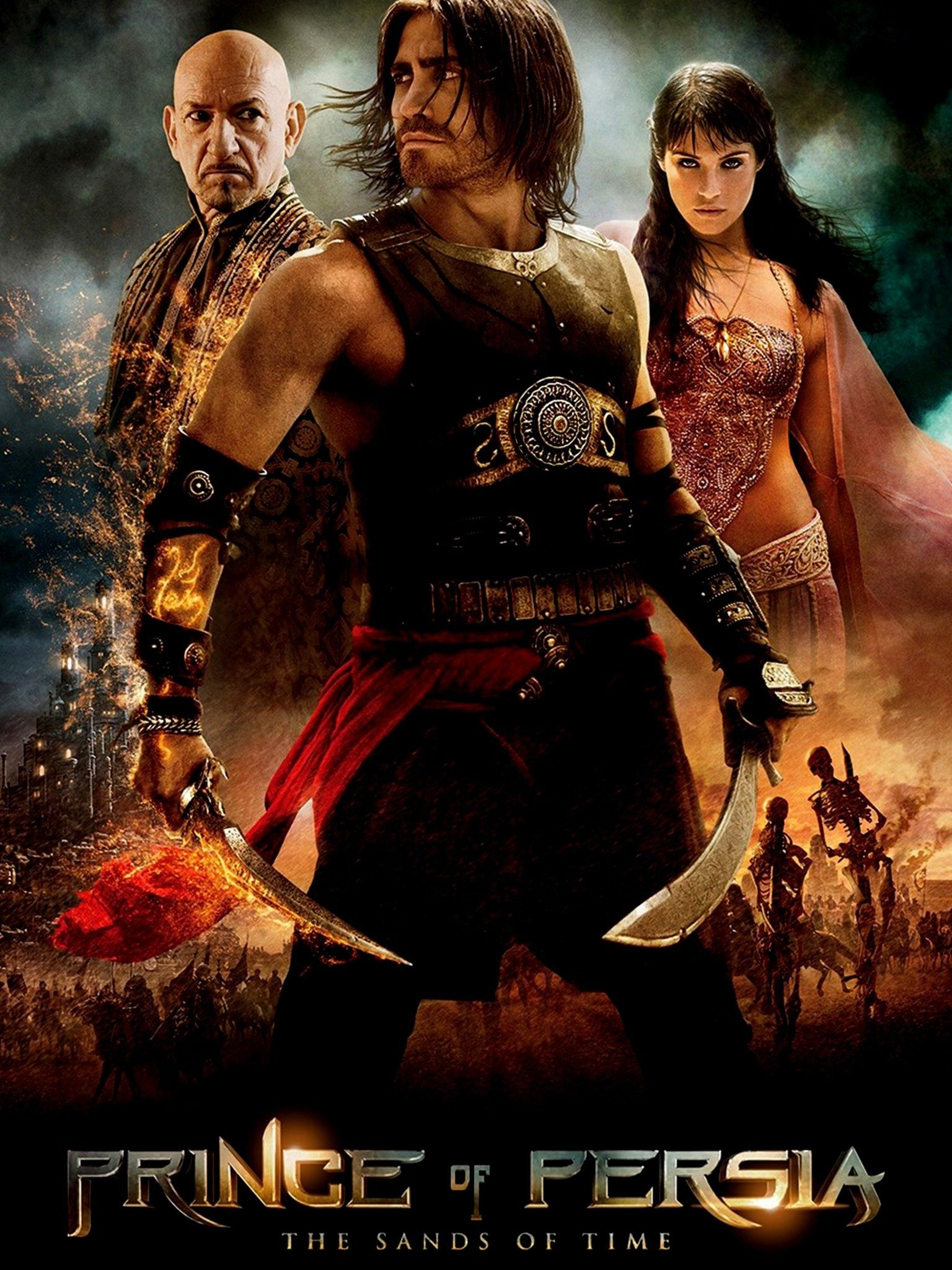 Prince Of Persia Les Sables Du Temps Film : prince, persia, sables, temps, Prince, Persia:, Sands, (2010), Rotten, Tomatoes