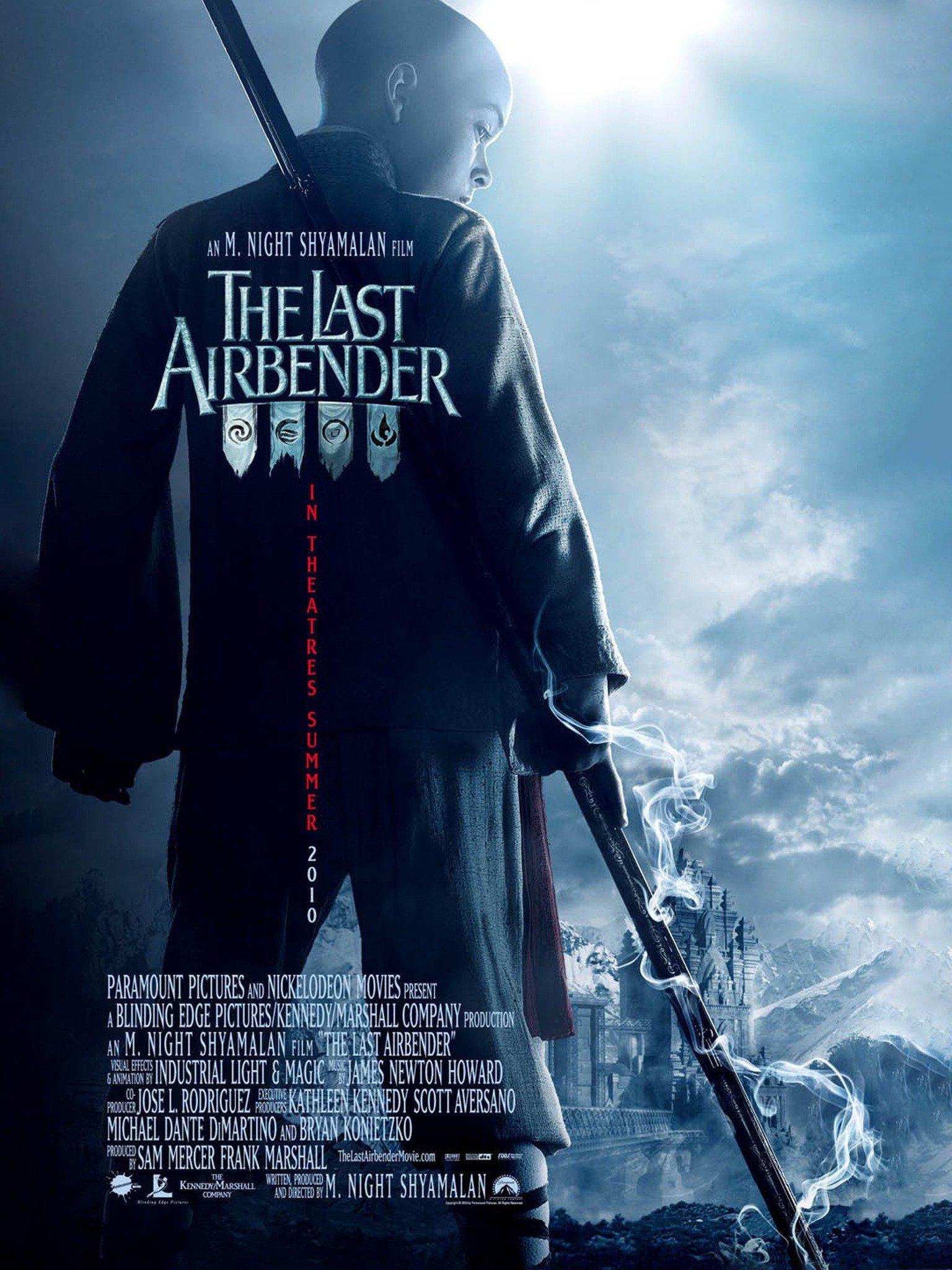 Le Dernier Maitre De L Air 2 : dernier, maitre, Airbender, (2010), Rotten, Tomatoes