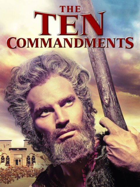 Download The ten commandments 480p | 720p full movie