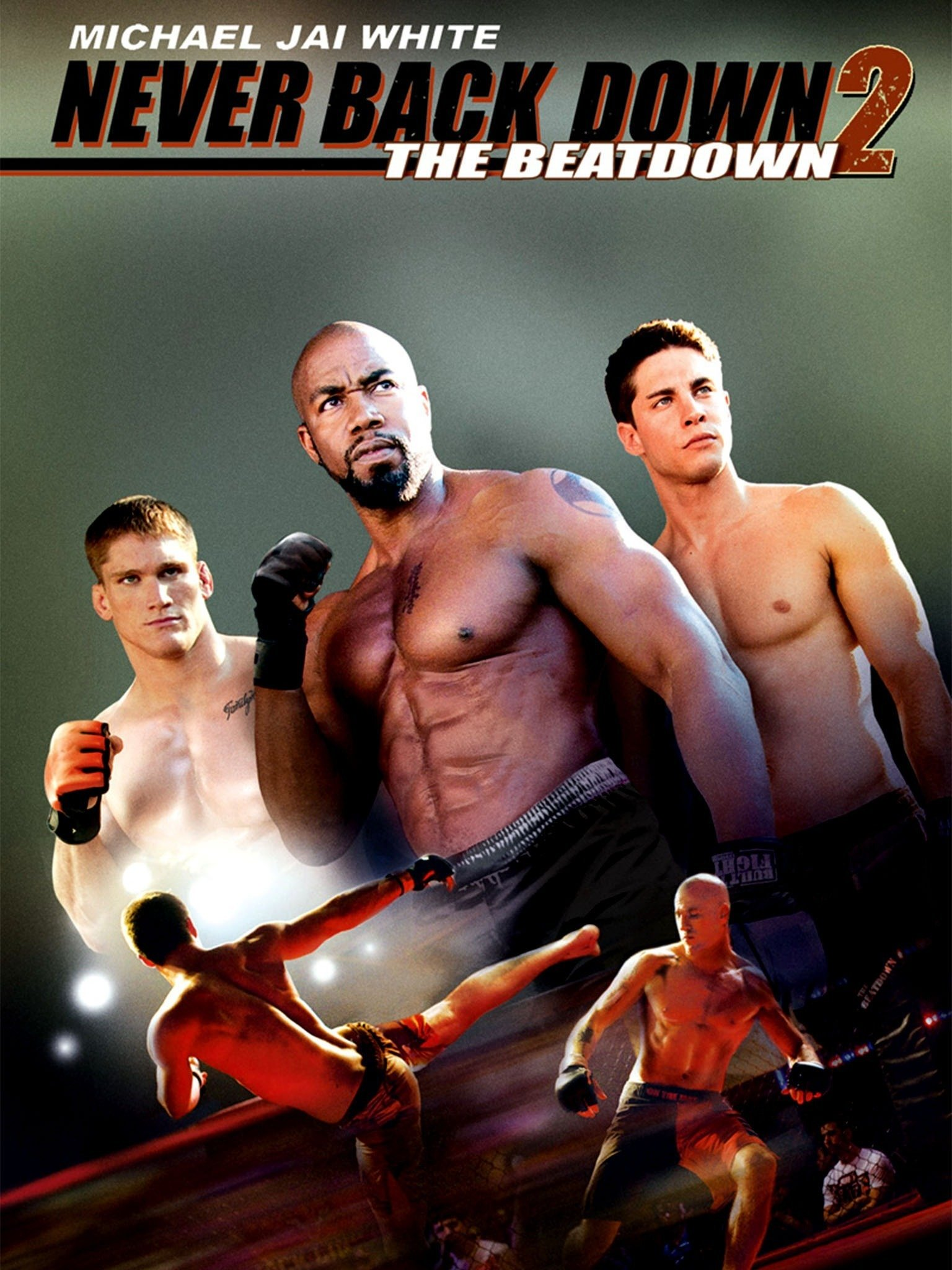 Never Back Down 3 : never, Never, Beatdown, (2011), Rotten, Tomatoes