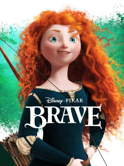 Brave (2012) - best Pixar movies for all ages