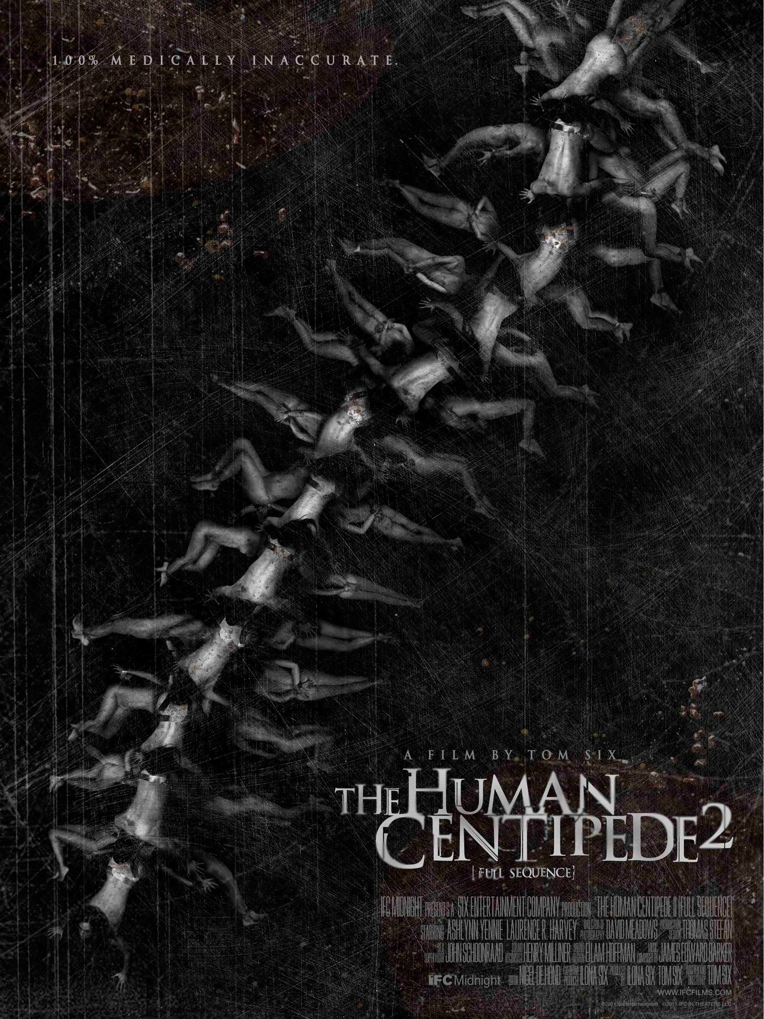 The Human Centiped 3 Streaming : human, centiped, streaming, Human, Centipede, (Full, Sequence), (2011), Rotten, Tomatoes