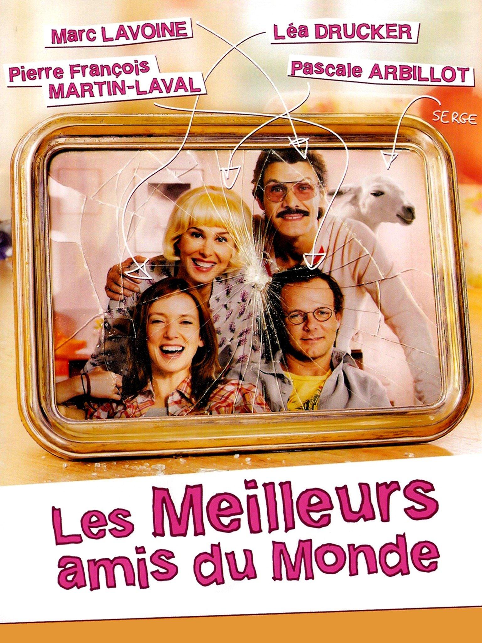 Les Meilleurs Amis Du Monde : meilleurs, monde, Meilleurs, Monde, (2010), Rotten, Tomatoes