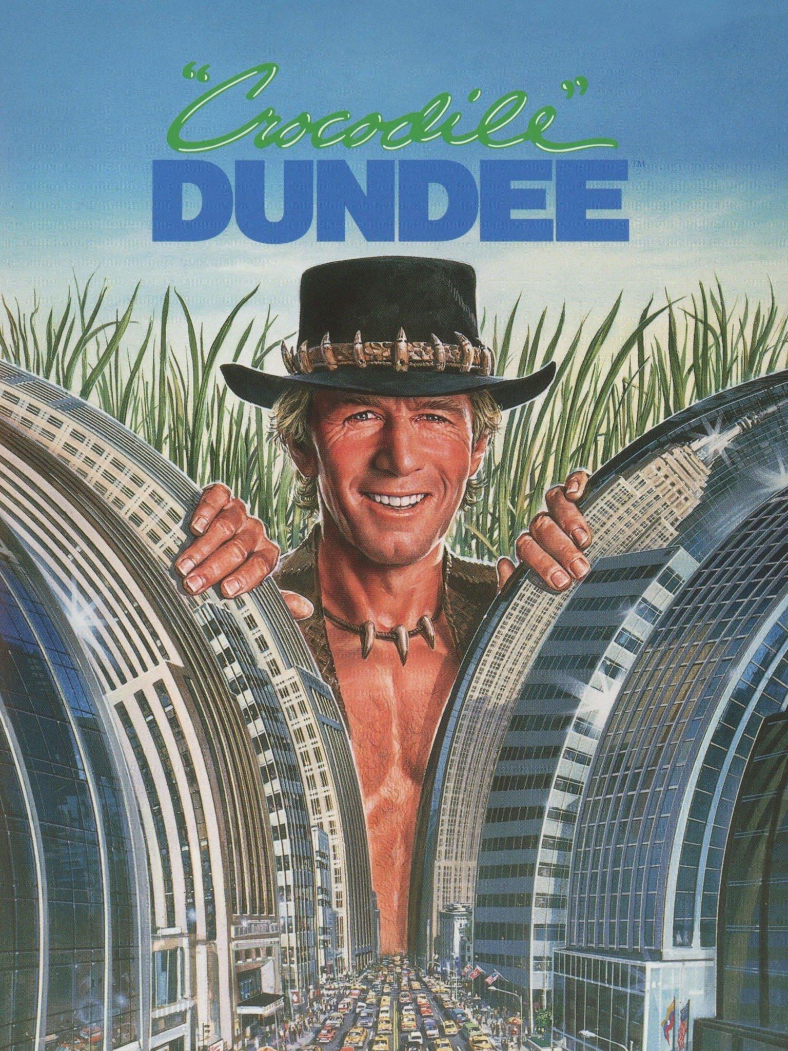 Crocodile Dundee 2 Streaming : crocodile, dundee, streaming, Crocodile, Dundee, (1986), Rotten, Tomatoes