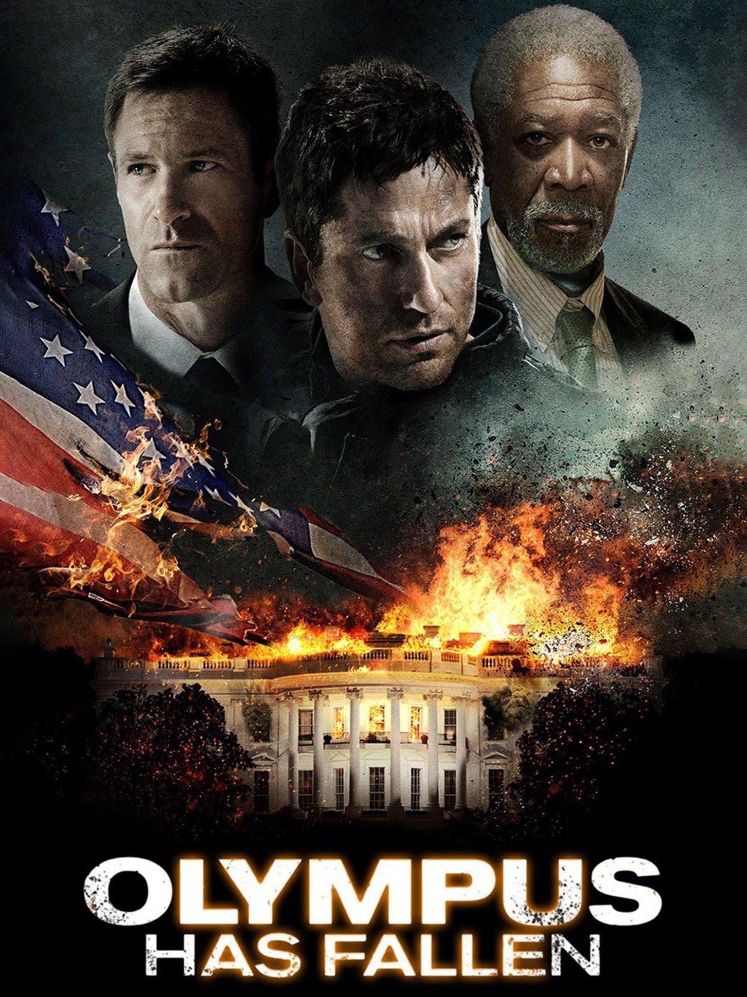 La Chute De Londre Streaming : chute, londre, streaming, Olympus, Fallen, (2013), Rotten, Tomatoes