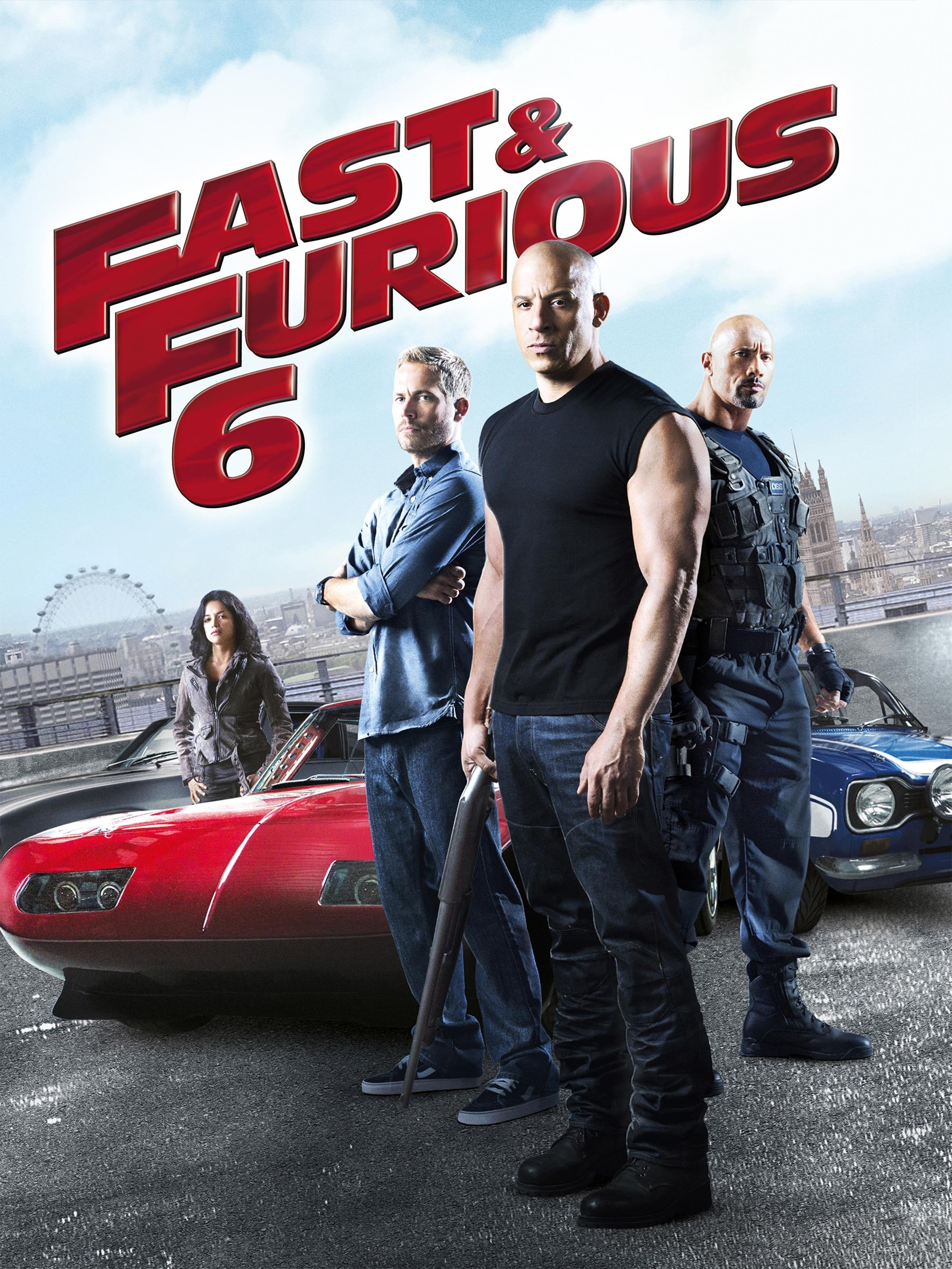 Fast And Furious 4 Full Movie Subtitle Indonesia : furious, movie, subtitle, indonesia, Furious, (2013), Rotten, Tomatoes