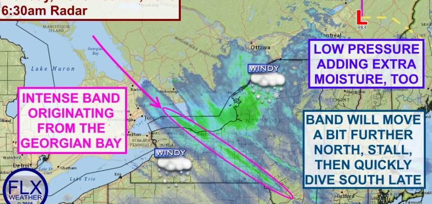 finger lakes lake effect snow radar monday november 21 2016 snow amounts
