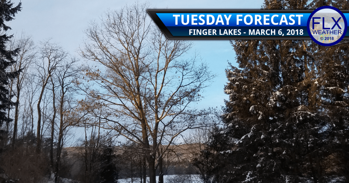 finger lakes weather forecast tuesday march 6 2018 sun snow