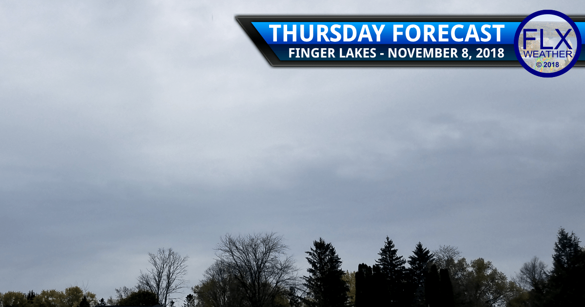 finger lakes weather forecast thursday november 8 2018 cloudy cool friday storm weekend lake effect