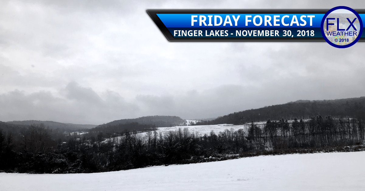 finger lakes weather forecast friday november 30 2018 snow cold warm weekend