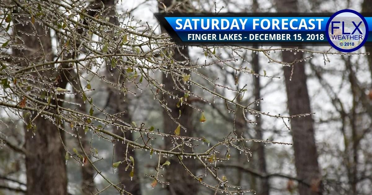 finger lakes weather forecast saturday december 15 2018 ice freezing rain winter weather