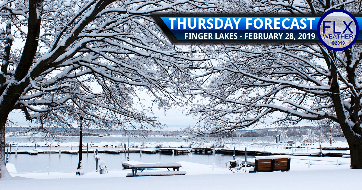 finger lakes weather forecast thursday february 28 2019 high pressure lake effect snow weekend weather