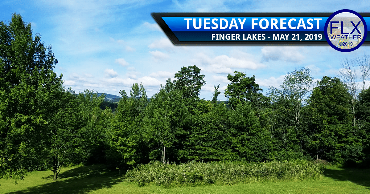 finger lakes weather forecast tuesday may 21 2019 cool breezy sunny dry