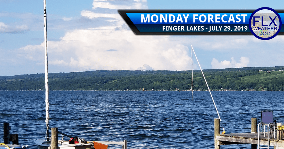 finger lakes weather forecast monday july 29 2019 thunderstorms cold front