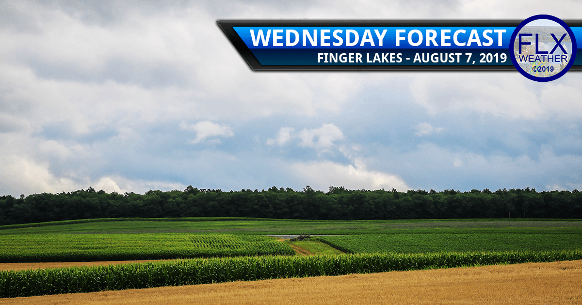 finger lakes weather forecast wednesday august 7 2019 rain thunderstorms severe thunderstorms wednesday thursday