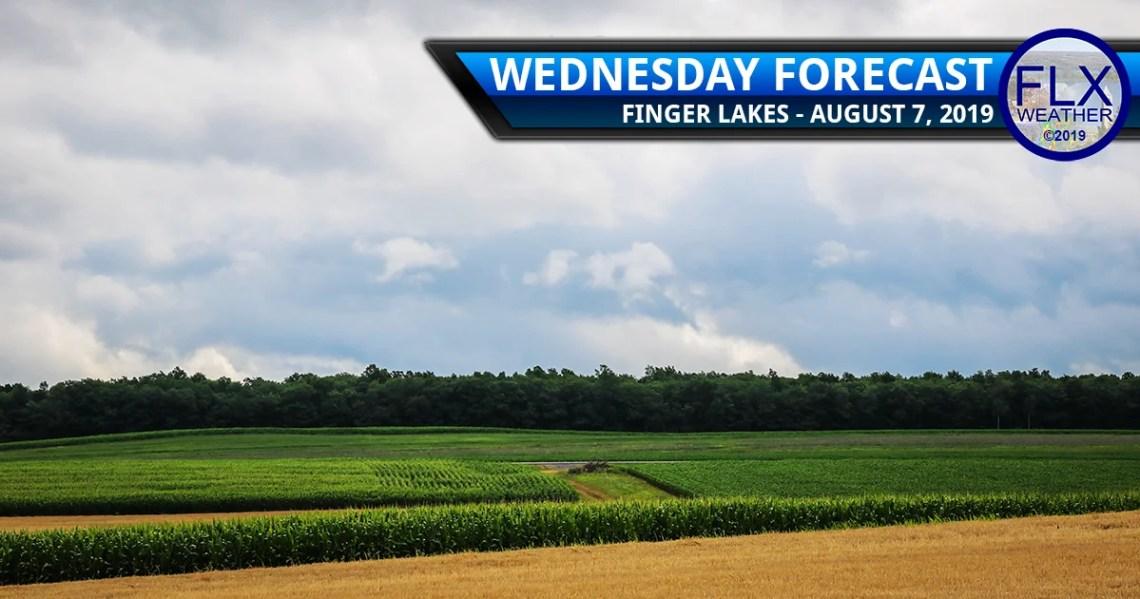 finger lakes weather forecast wednesday august 7 2019 rain thunderstorms severe thunderstorms wednesday thursday