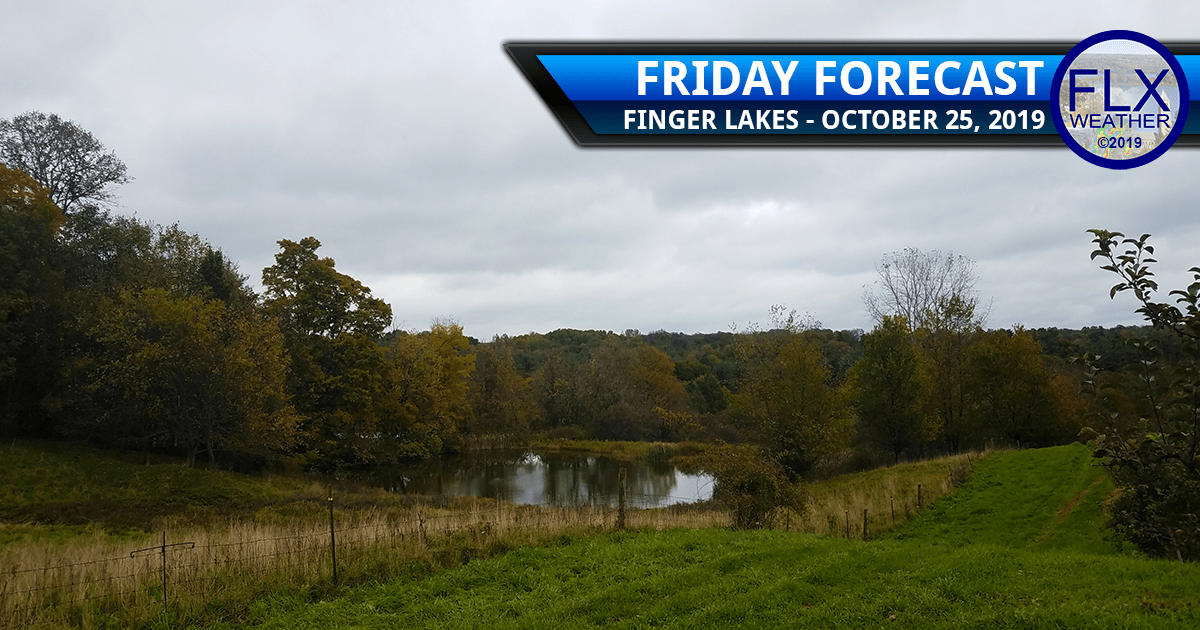 finger lakes weather forecast friday october 25 2019 clouds rain drizzle front showers