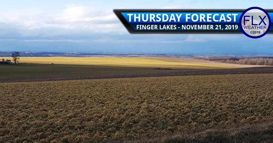 finger lakes weather forecast thursday november 21 2019 sun rain snow wind friday