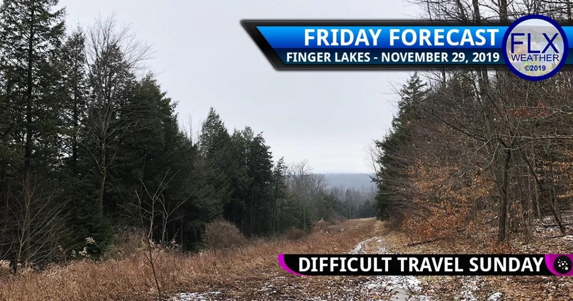 finger lakes weather forecast friday november 29 2019 black friday sunday winter storm travel