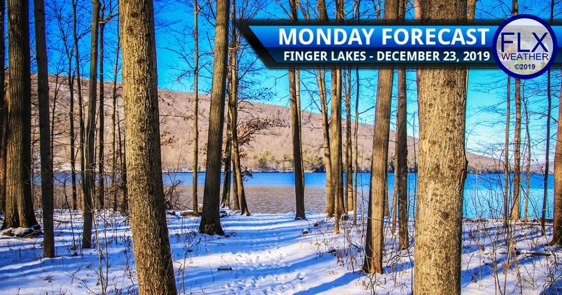 finger lakes weather forecast monday december 23 2019 christmas forecast