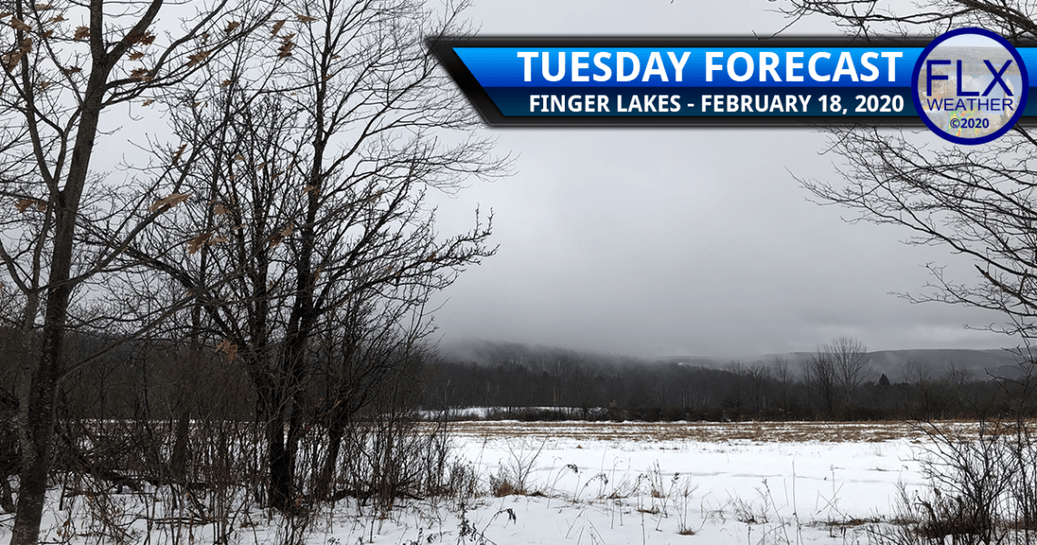 finger lakes weather forecast tuesday february 18 2020 snow rain wind fog low pressure