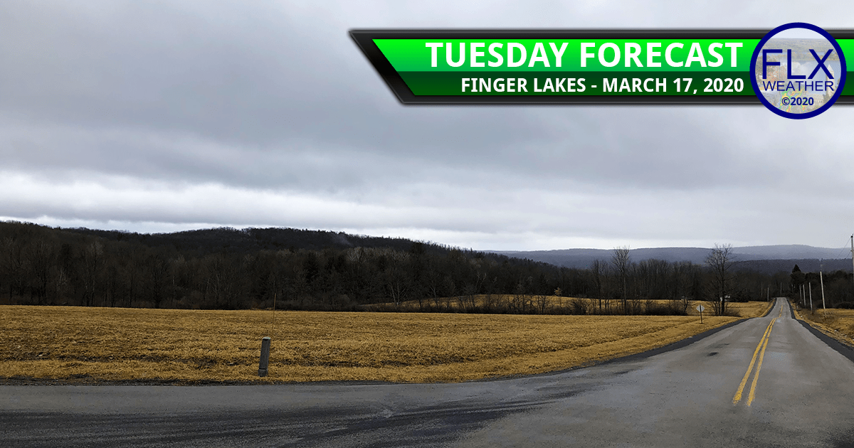 finger lakes weather forecast tuesday march 17 2020