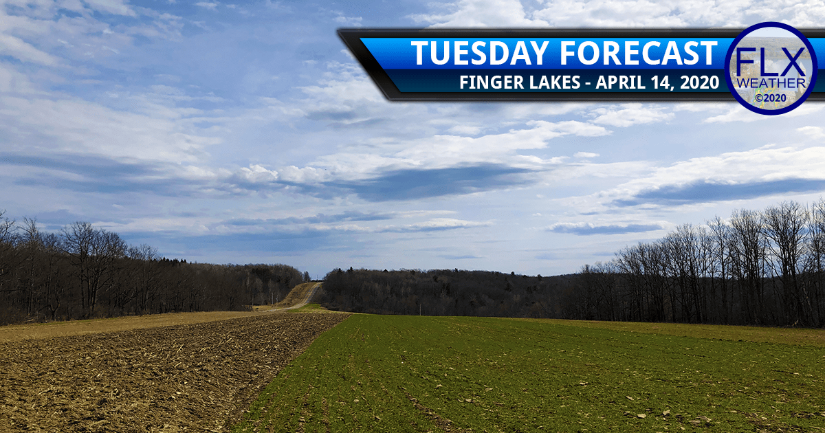 finger lakes weather forecast tuesday april 14 2020