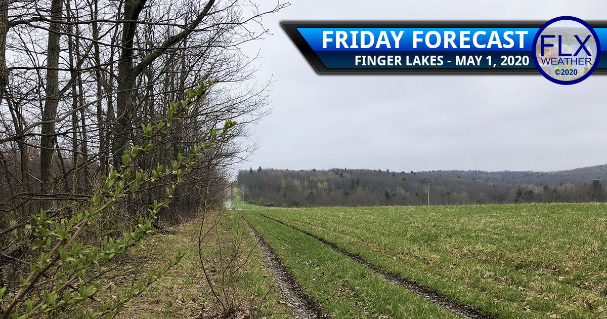 finger lakes weather forecast friday may 1 2020 showers mild weekend weather