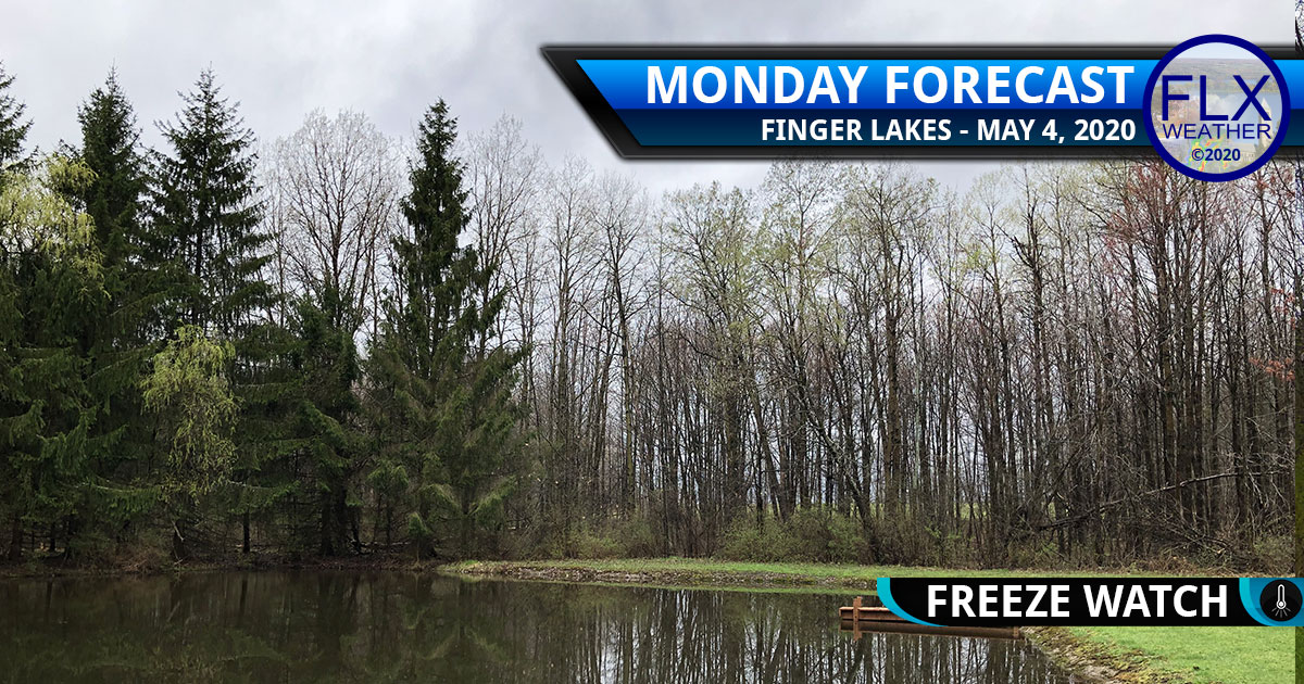 finger lakes weather forecast monday may 4 2020 cold front showers breezy