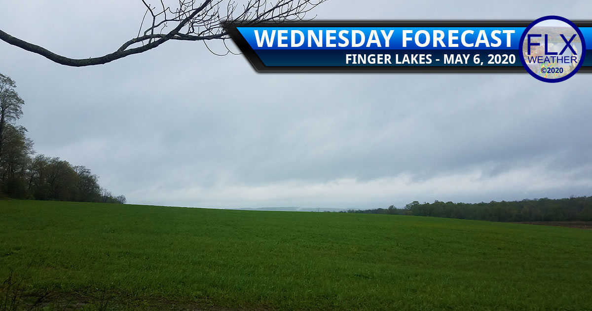 finger lakes weather forecast wednesday may 6 2020 rain showers cool
