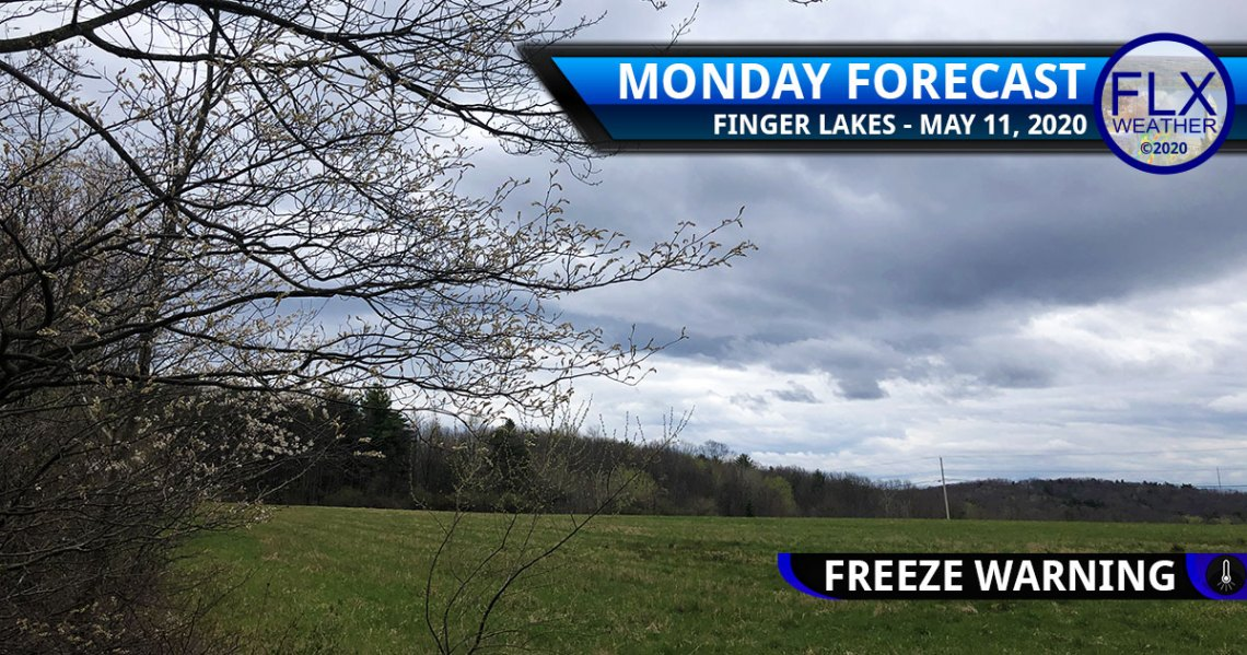 finger lakes weather forecast monday may 11 2020 rain snow cold lingers