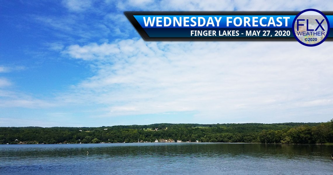 finger lakes weather forecast wednesday may 27 2020